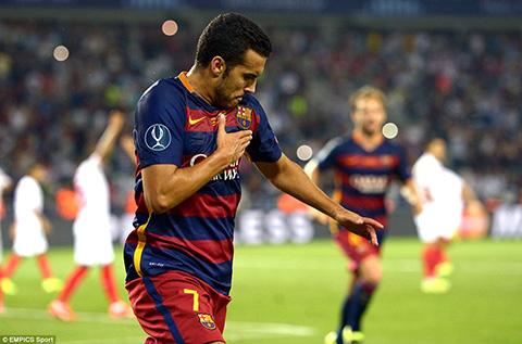 Nhung diem nhan sau tran sieu cup chau Au giua Barca vs Sevilla hinh anh 2