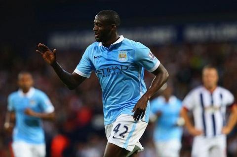 Yaya Toure hoi sinh o hang tien ve Man City hinh anh