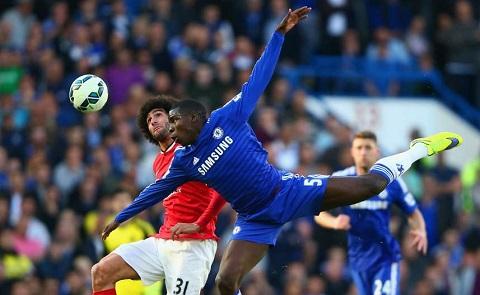 Truoc tran Man City vs Chelsea Mourinho hay dung Kurt Zouma de ngan chan Yaya Toure hinh anh