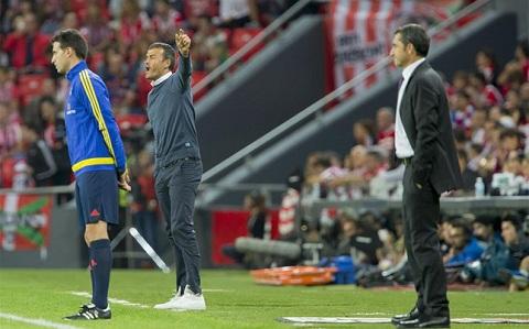 Ha nhuc Barca toi 4 ban, HLV Bilbao van het muc khiem ton hinh anh