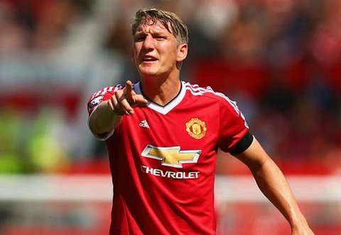 Tien ve Schweinsteiger cua MU tu tin vo dich Premier League hinh anh