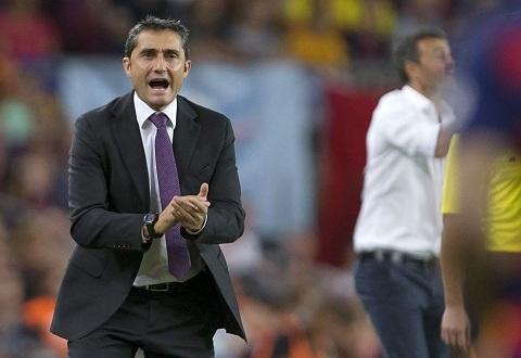 HLV Bilbao suong ron sau khi thu hoa Barca va gianh chuc vo dich sau 31 nam hinh anh