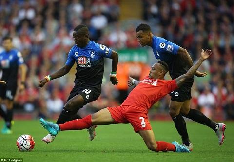 Nhung diem tich cuc cua Liverpool trong tran thang truoc Bournemouth hinh anh 2