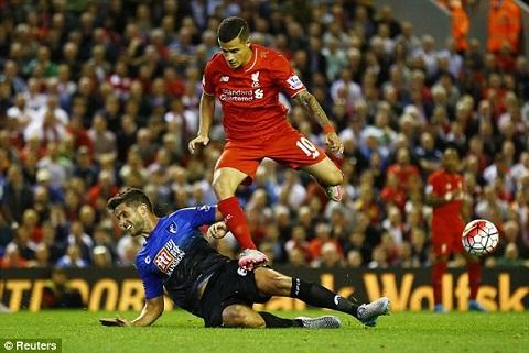 Nhung diem tich cuc cua Liverpool trong tran thang truoc Bournemouth hinh anh 3