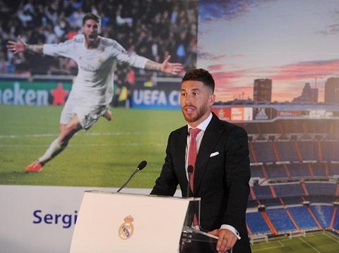 Sergio Ramos Neu vi tien bac thi toi da roi Real Madrid tu lau roi hinh anh