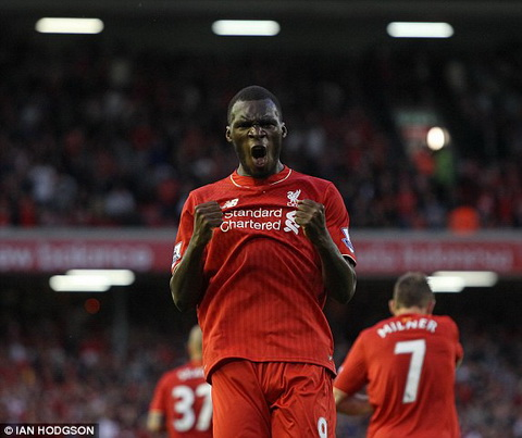 Video clip ban thang Liverpool 1-0 Bournemouth (Vong 2 Premier League 2015-2016) hinh anh