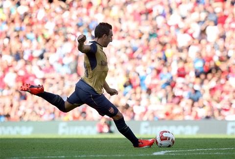Voi Cazorla, Arsenal khong the vo dich Premier League hinh anh