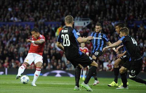 Video clip ban thang MU 3-1 Club Brugge (Play-off Champions League) hinh anh