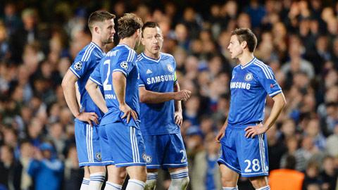 Tai sao Chelsea kho vo dich Premier League 201516 hinh anh 4