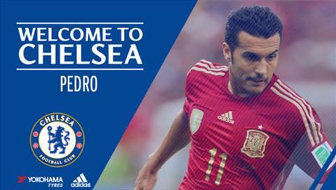 Chelsea mua Pedro, Man City mua Otamendi Arsenal van im lang hinh anh