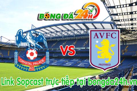 Link sopcast Crystal Palace vs Aston Villa (21h00-2208) hinh anh