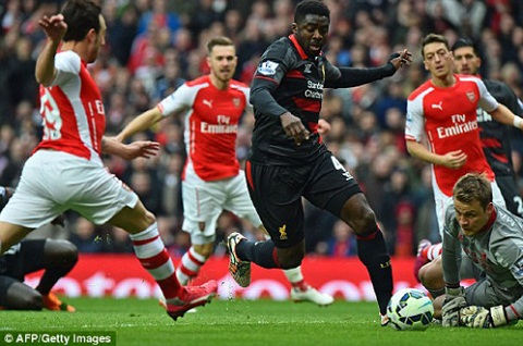 Truoc vong 3 Premier League Arsenal dai chien Liverpool tai Emirates hinh anh 2