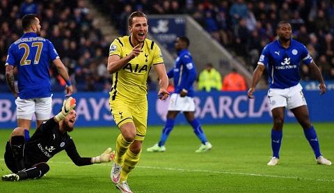 Nhan dinh bong da vong 3 Premier League 201516 Leicester vs Tottenham hinh anh