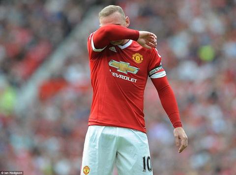 Rooney dang la nan nhan trong loi choi moi cua MU hinh anh