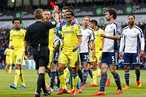 West Brom vs Chelsea hinh anh 2
