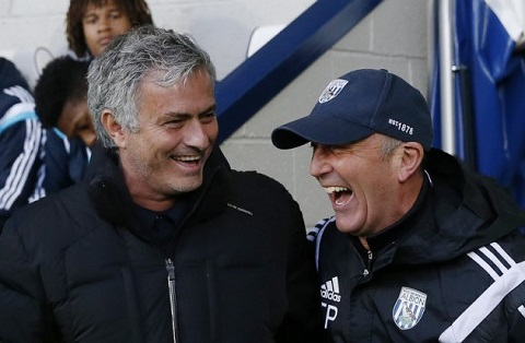 West Brom vs Chelsea hinh anh