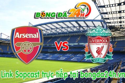 Link sopcast Arsenal vs Liverpool (02h00-2508) hinh anh