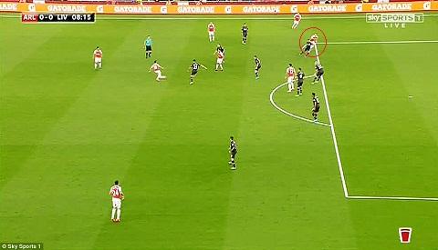 HLV Arsene Wenger tra loi hop bao sau tran dau Arsenal 0-0 Liverpool  hinh anh