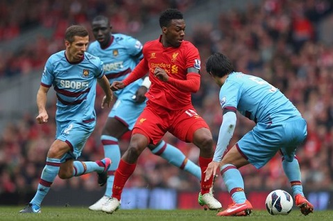 Liverpool vs West Ham hinh anh 2