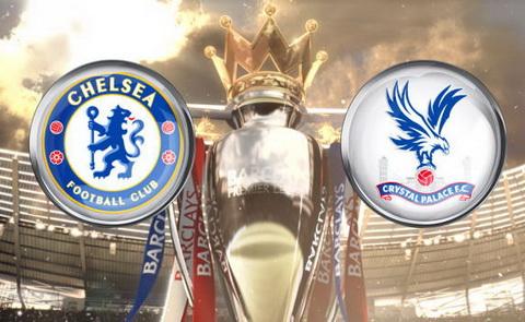 TRUC TIEP Chelsea 0-0 Crystal Palace (Hiep 1): Chu nha ep san