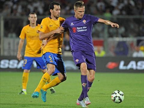 Fiorentina vs Barca