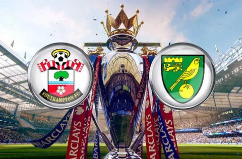 TRUC TIEP VONG 4 PREMIER LEAGUE 2015-2016: Tran dau Southampton vs Norwich 19h30 ngay 30/8