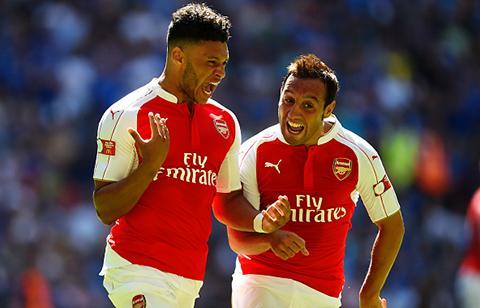 Hang tien ve Arsenal Wenger va con dau dau de chiu hinh anh