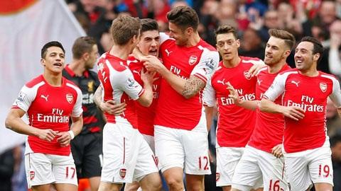 Tong quan Arsenal truoc mua giai Premier League 201516 Bay gio hoac khong bao gio hinh anh 2