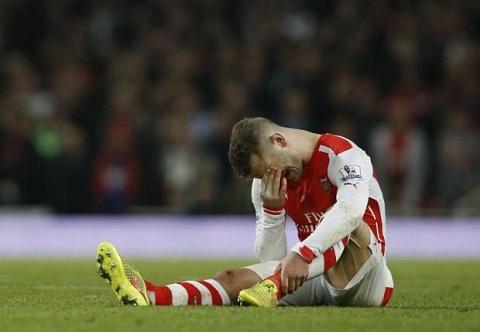 Arsenal nhan hung tin truoc tran khai man Premier League 201516 hinh anh