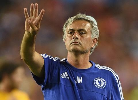 HLV Mourinho Fiorentina da an thua con Chelsea chi coi tran nay nhu mot buoi tap hinh anh