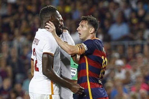 Messi bop co, huc dau cau thu Roma la chuyen binh thuong hinh anh