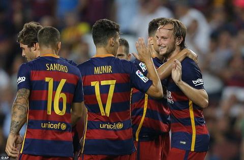 Truc tiep Barca vs Roma 03h00 ngay 0508 tran giao huu he 2015 hinh anh