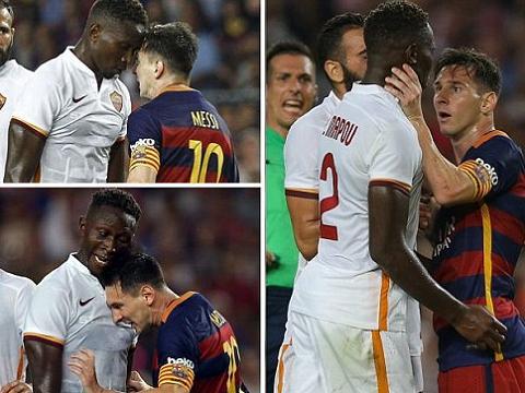 Quai vat Messi da tro lai