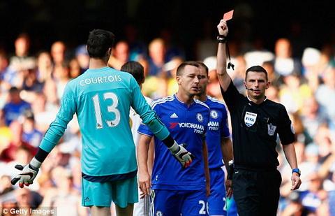 Jose Mourinho noi gi sau khoi dau that vong cua Chelsea hinh anh