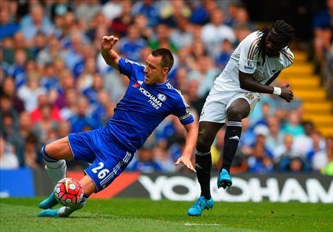 Chelsea 2-2 Swansea