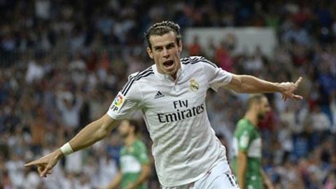 Real Madrid 10-2 Vallecano Tien ve Gareth Bale co cu poker dau tien hinh anh 2
