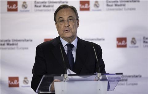 Khong phai Benitez, Chu tich Perez da xep doi hinh de Real da El Clasico hinh anh
