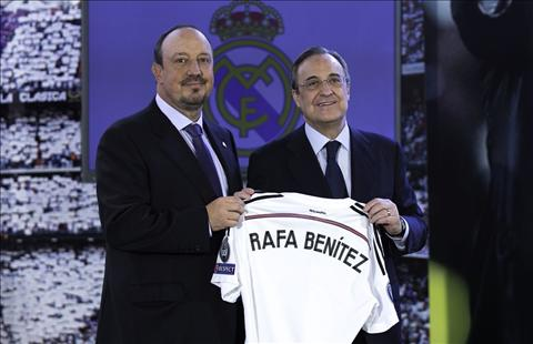 HLV Rafa Benitez hinh anh