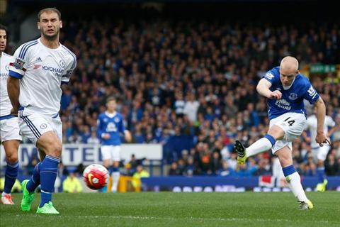 Video ban thang Everton 3-1 Chelsea (Vong 5 Premier League 201516) hinh anh