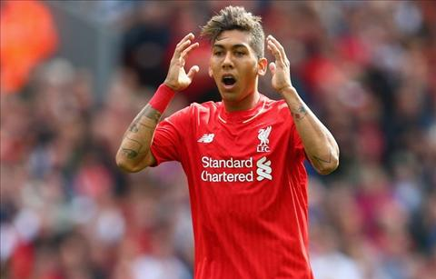 Liverpool sa sut Roberto Firmino o dau hinh anh