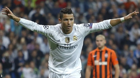 Du am tran Real 4–0 Shakhtar May man va ky luc hinh anh 2