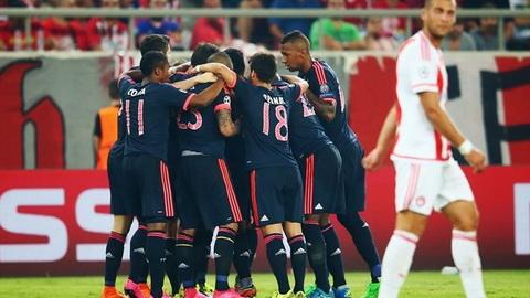 Arsenal vs Bayern Munich Tai sao Hum xam lam thit Phao thu hinh anh