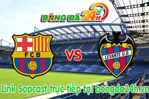 Link sopcast Barcelona vs Levante (19h00-2009) hinh anh