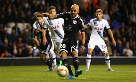 Video clip ban thang Tottenham 3-1 Qarabag (Vong bang Europa League 201516) hinh anh