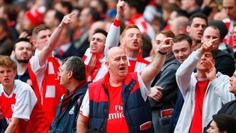 Fan Arsenal noi loan, tuc gian doi CLB giai trinh ke hoach chuyen nhuong hinh anh