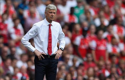 Wenger an no gach boi ke hoach chuyen nhuong Arsenal hinh anh