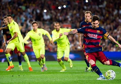 Video clip ban thang Barca 4-1 Levante (Vong 4 La Liga 201516) hinh anh