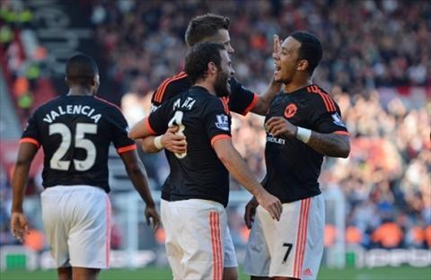 Video clip ban thang Southampton 2-3 MU (Vong 6 Premier League 201516) hinh anh