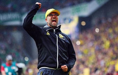 HLV Jurgen Klopp dat dieu kien de dan dat Liverpool hinh anh