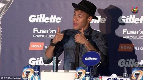Sau Messi va Ronaldo, toi luot Neymar gia nhap doi quan tron thue hinh anh